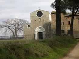 Falerii Novi - Chiesa pic