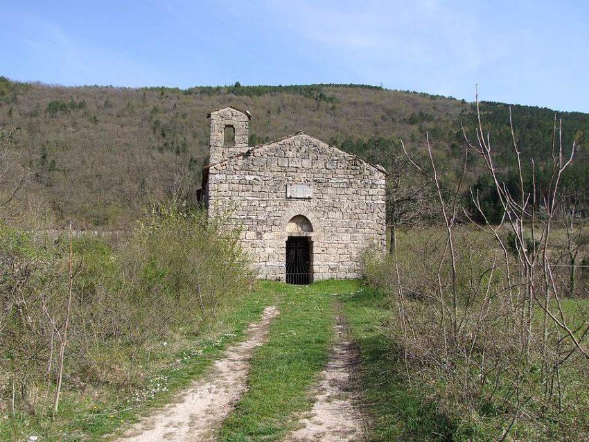 la chiesetta di Camporege (foto di A.Monti)