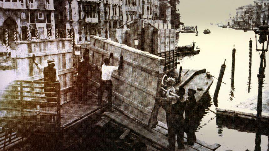 *partono da Venezia