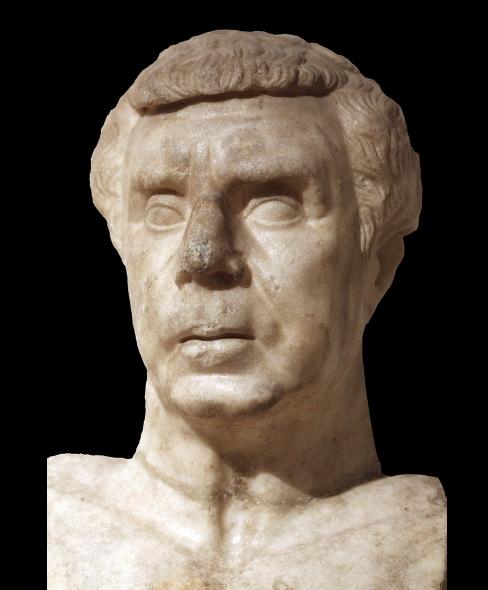 il ritratto di Lucio Munazio Planco
