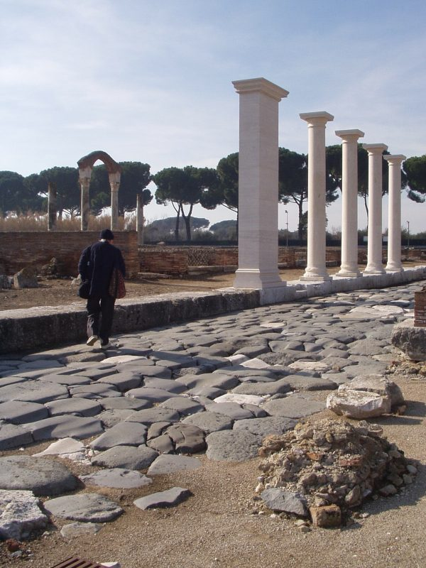 Minturno Via Appia e Foro
